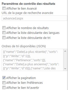 SearchWP-parametres