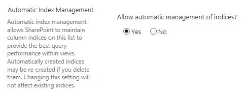 automatic-index